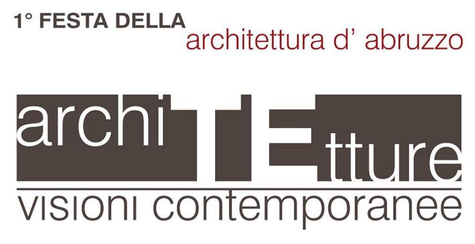 L'ARCHITEMARIO alla 1° Festa dell'Architettura d'Abruzzo - Teramo