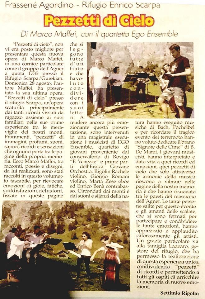 articolo di Settimio Rigolin