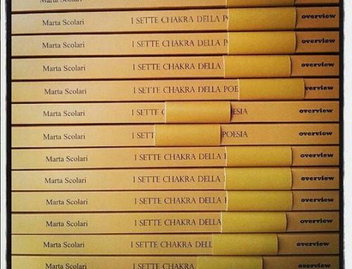 """In libreria """"I Sette chakra della poesia"""""""