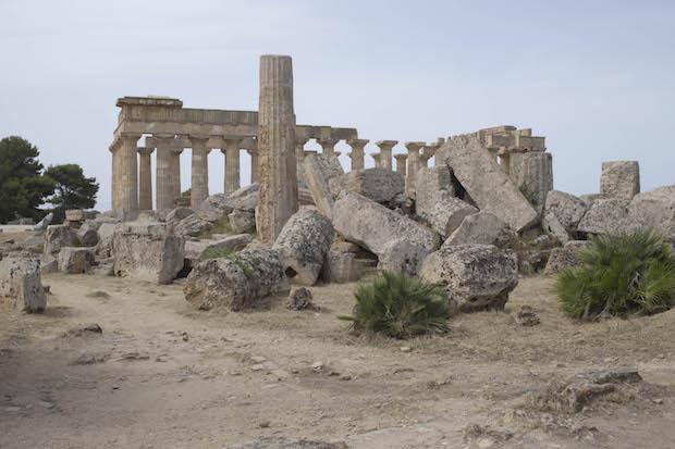 """15 giugno: """"L'Architemario"""" a Selinunte"""
