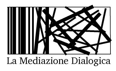 7 luglio: nuova collana La Mediazione Dialogica